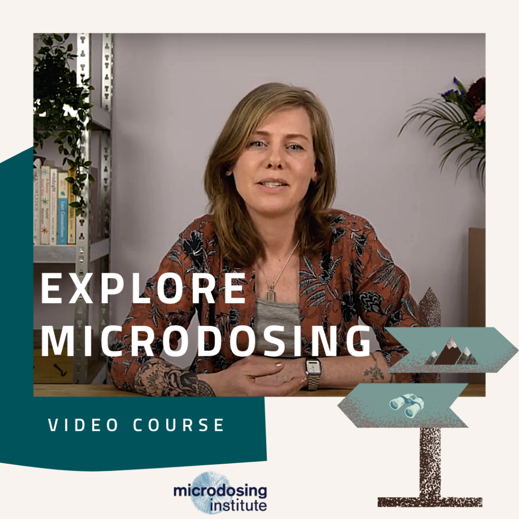 microdosing online video cursus