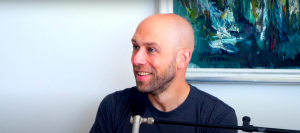 kasper van der meulen talks about microdosing and breathwork